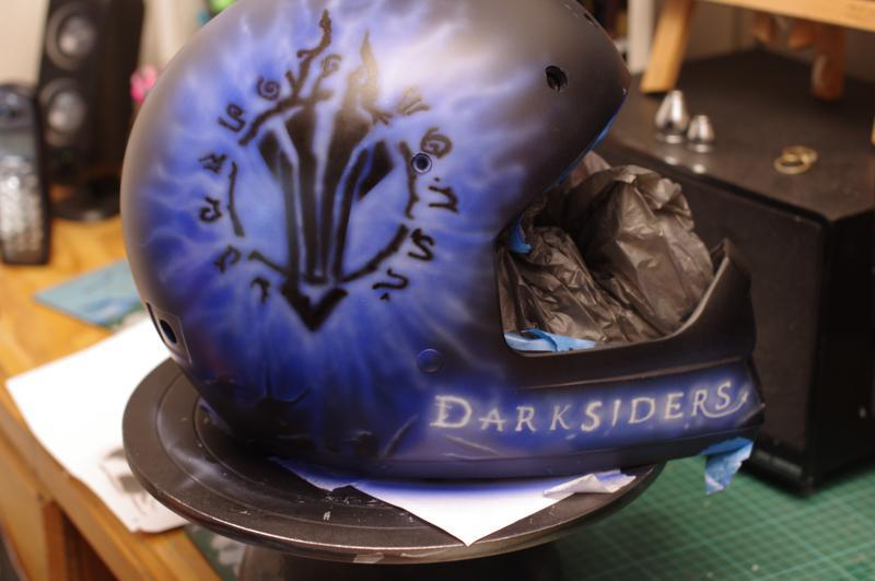 Airbrushed Darksiders 19