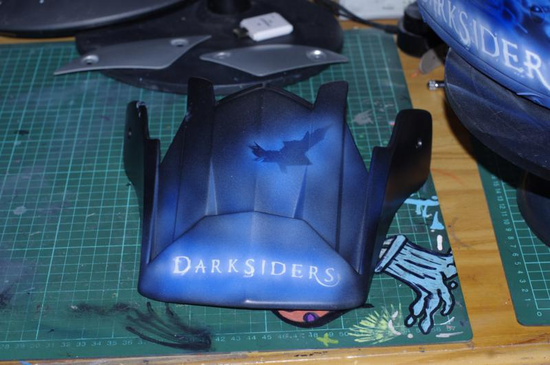 Airbrushed Darksiders 5