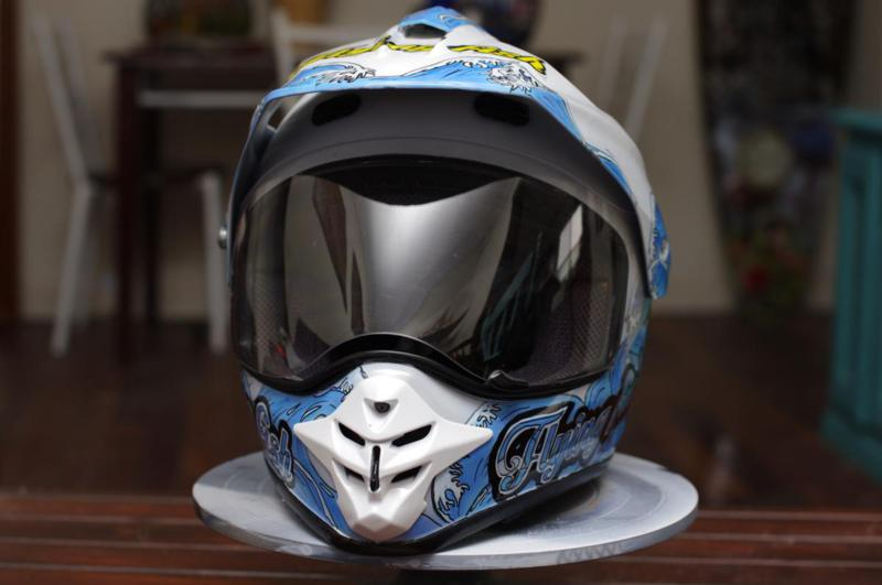Adventure Helmet-Trailboss